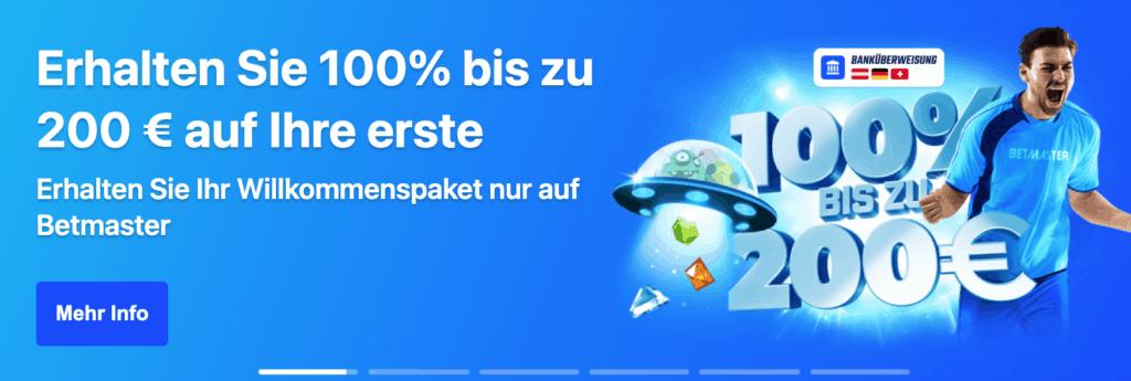 Betmaster Casino No-Deposit Bonus