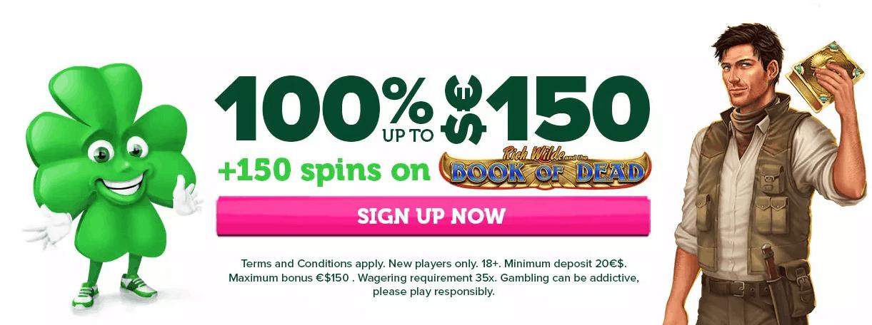 Casinoluck Bonus Code