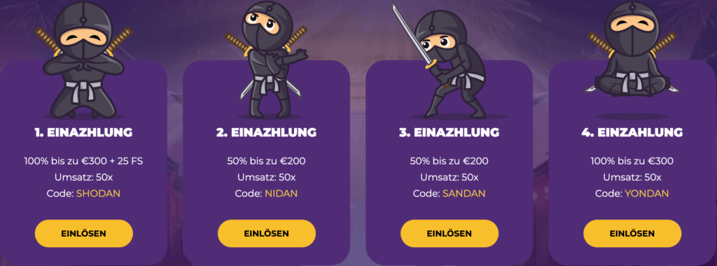 Casitsu Bonus Code