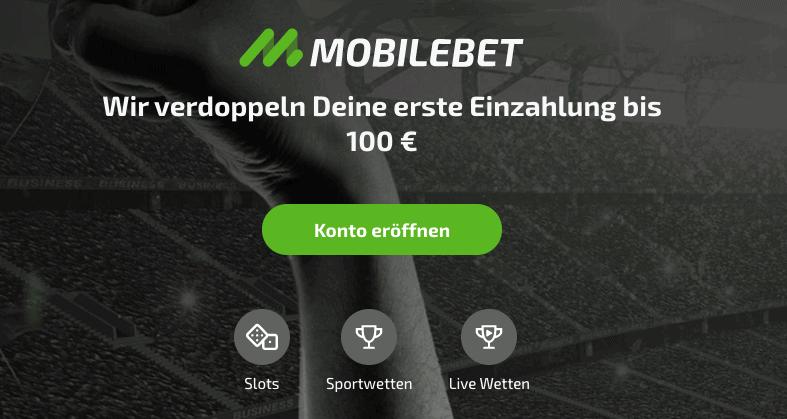Mobilebet Bonus Code
