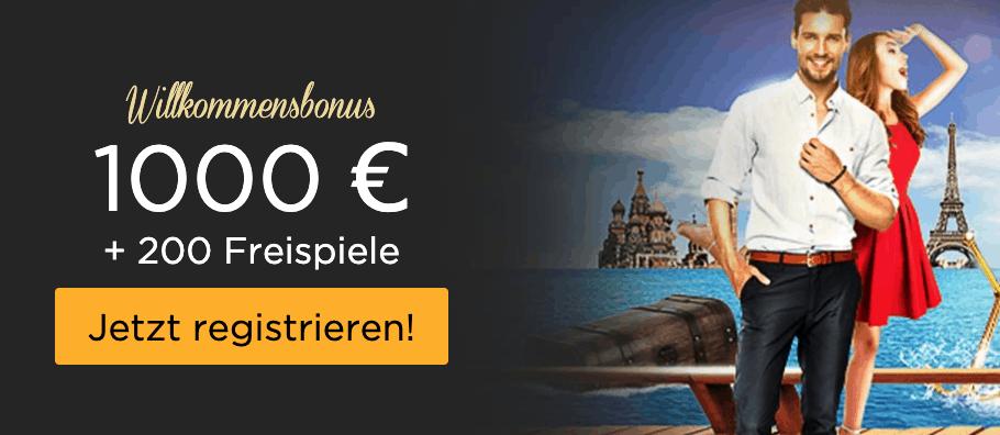 Spins Cruise Casino Bonus